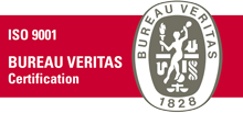Bureau Vertias ISO9001 Certification