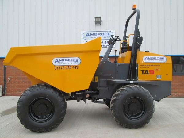 New 9 ton dumper 001