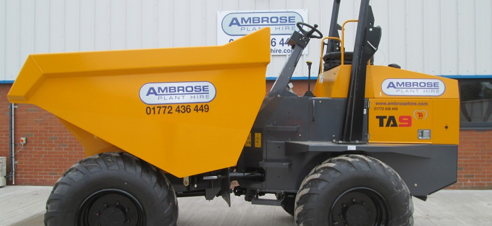 New 9 ton dumper 001