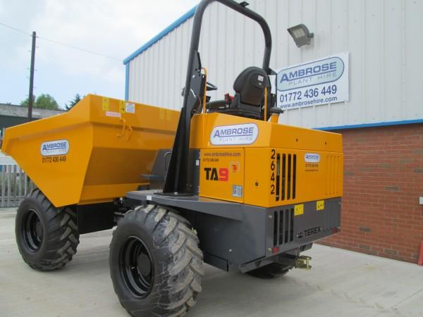 New 9 ton dumper 002