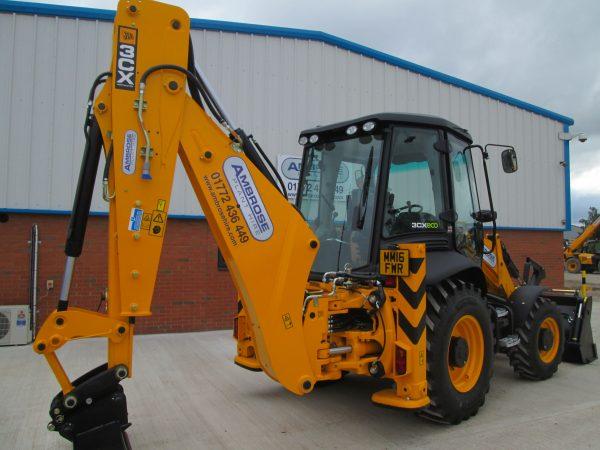 New JCB 3CX Contractor 003